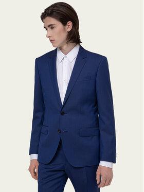 Hugo Hugo Kostiumas Henry/Griffin182 50383613 Tamsiai mėlyna Slim Fit