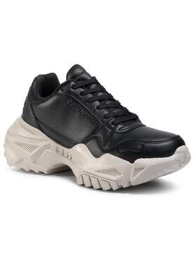 Emporio Armani Emporio Armani Sneakersy X4X324 XF499 00002 Čierna