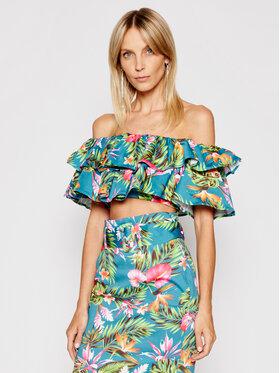 Guess Guess Блуза W1GH0K WDVC0 Цветен Regular Fit