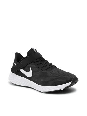 Nike Nike Boty Revolution 5 Flyease BQ3211 004 Černá