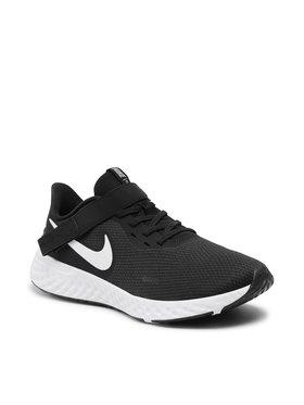 Nike Nike Topánky Revolution 5 Flyease BQ3211 004 Čierna