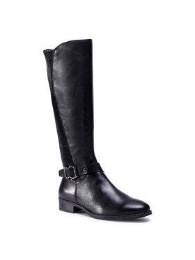 Caprice Caprice Stivali al ginocchio 9-25509-25 Nero