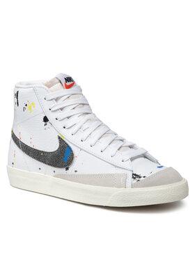 Nike Nike Chaussures Blazer Mid '77 DC7331 100 Blanc