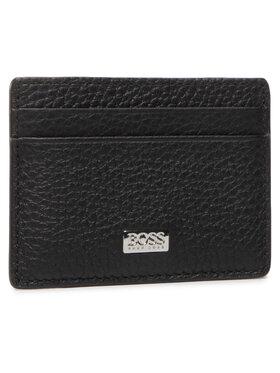Boss Boss Pouzdro na kreditní karty Crosstown 50441030 Černá