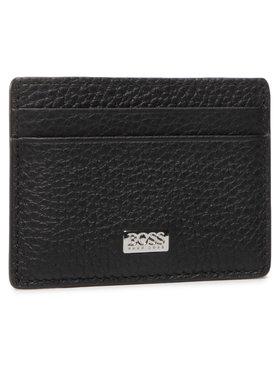 Boss Boss Puzdro na kreditné karty Crosstown 50441030 Čierna