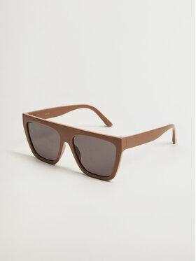 Mango Mango Okulary przeciwsłoneczne Kanye 17040138 Beżowy