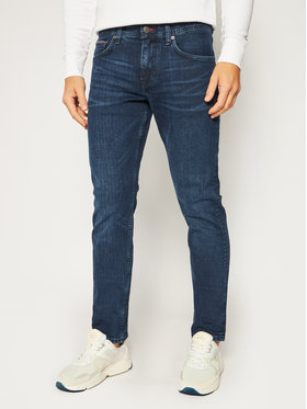 TOMMY HILFIGER TOMMY HILFIGER Jeans Slim Fit Bleecker Str MW0MW14842 Blu scuro Slim Fit