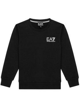 EA7 Emporio Armani EA7 Emporio Armani Sweatshirt 3KBM51 BJ05Z 1200 Schwarz Regular Fit