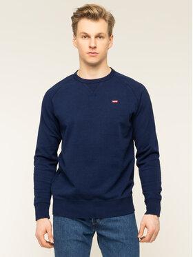Levi's® Levi's® Bluză Icon Crew 56176-0000 Bleumarin Regular Fit