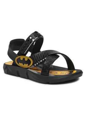 Ipanema Ipanema Sandały Batman Batmovel Promo Inf 22169 Czarny