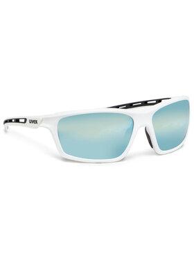 Uvex Uvex Okulary przeciwsłoneczne Sportstyle 229 S5320688816 Biały