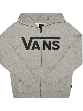 Vans Vans Džemperis Vans Classic Zip VN0A45AE Pilka Regular Fit