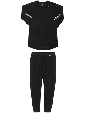Helly Hansen Helly Hansen Ensemble sous-vêtements termiques Jr Hh Lifa 26665 Noir Regular Fit