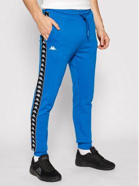 Kappa Kappa Spodnie dresowe Ireneus 309010 Niebieski Regular Fit