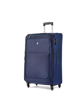 Dielle Dielle Valise textile grande taille 720/70 Bleu marine