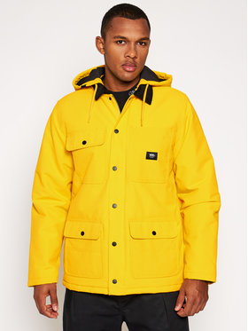 Vans Vans Giacca di transizione Drill Chore VN0A45AP Giallo Regular Fit