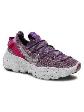 Nike Nike Обувки Space Hippie 04 CD3476 500 Виолетов