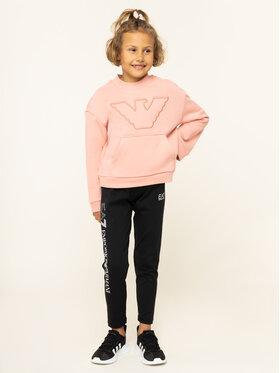 Emporio Armani Emporio Armani Sweatshirt 6G3M6F 2JQWZ 0312 Rose Regular Fit