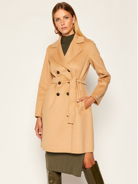 Marella Marella Trench-coat Teiera 30160708 Beige Regular Fit