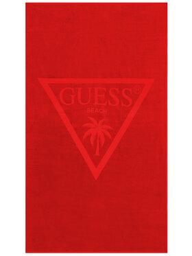 Guess Guess Rankšluostis F02Z00 SG00L Raudona