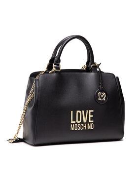 LOVE MOSCHINO LOVE MOSCHINO Дамска чанта JC4192PP1DLJ000A Черен