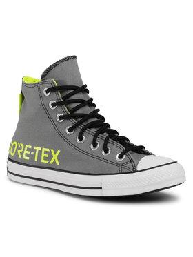 Converse Converse Sneakers aus Stoff Ctas Gtx Hi GORE-TEX 169589C Grau
