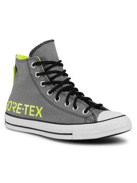 Converse Converse Tornacipő Ctas Gtx Hi GORE-TEX 169589C Szürke