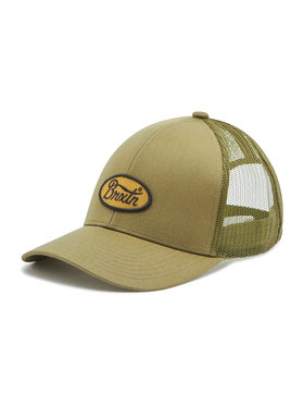Brixton Brixton Καπέλο Jockey Parsons X Mp Mesh Cap 10868 Πράσινο