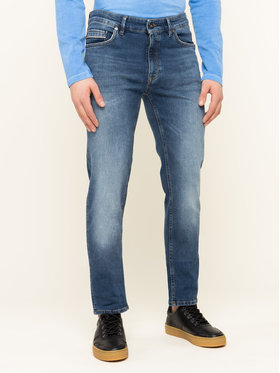 Marc O'Polo Marc O'Polo Slim Fit Jeans 020 9326 12108 Dunkelblau Slim Fit