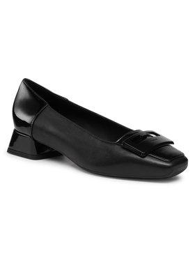 Geox Geox Обувки D Vivy Anne Bal D D049MD 0TU67 C9999 Черен