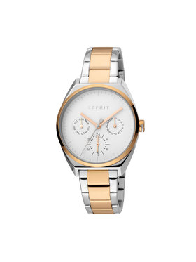 Esprit Esprit Zegarek ES1L060M0095 Złoty