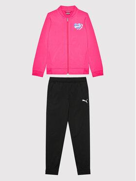 Puma Puma Sportinis kostiumas Poly 583317 Rožinė Regular Fit