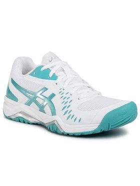 Asics Asics Παπούτσια Gel-Challenger 12 1042A041 Λευκό