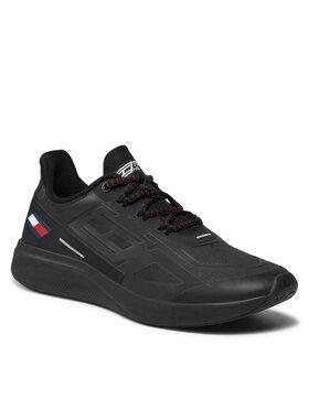 Tommy Hilfiger Tommy Hilfiger Sportcipő Ts Pro 2 FD0FD00030 Fekete