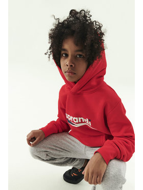 Sprandi Sprandi Sweatshirt SS21-BLK003 Rouge Regular Fit