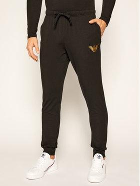 Emporio Armani Underwear Emporio Armani Underwear Pyžamové kalhoty 111652 0A526 00020 Černá