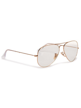 Ray-Ban Ray-Ban Lunettes de soleil Aviator Large Classic 0RB3025 001/5F Or