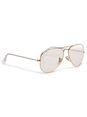 Ray-Ban Ray-Ban Okulary przeciwsłoneczne Aviator Large Classic 0RB3025 001/5F Złoty
