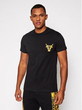 Versace Jeans Couture Versace Jeans Couture T-Shirt B3GWA7TH Černá Slim Fit