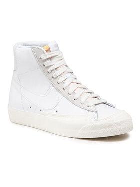 Nike Nike Παπούτσια Blazer Mid Vntg '77 CW7583 100 Λευκό