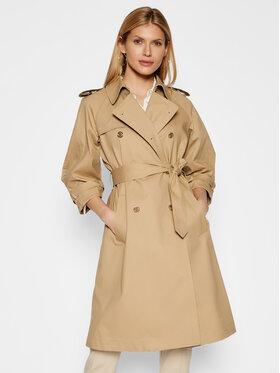 Liu Jo Liu Jo Trench-coat CA1001 T2398 Beige Regular Fit