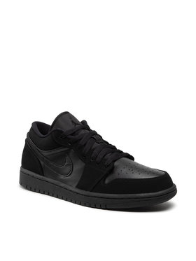 Nike Nike Chaussures Air Jordan 1 Low 553558 025 Noir