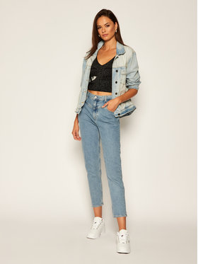 Calvin Klein Jeans Calvin Klein Jeans Τζιν Mom Fit J20J214187 Μπλε Mom Fit