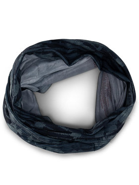 Buff Komínový šál Coolnet UV + 119365.745.10.00 Čierna
