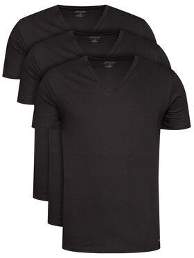 Calvin Klein Underwear Calvin Klein Underwear Σετ 3 T-Shirts 000NB4012E Μαύρο Classic Fit