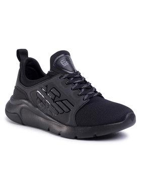 EA7 Emporio Armani EA7 Emporio Armani Sneakers X8X057 XCC55 M620 Nero