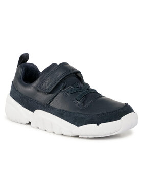 Clarks Clarks Sneakers Tri Craft K 261535867 Bleumarin