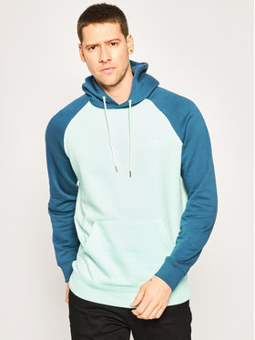 Quiksilver Quiksilver Bluză Everyday Hoodie EQYFT04137 Verde Regular Fit
