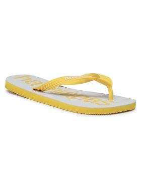 Havaianas Havaianas Flip flop Top Logomania2 Fc 41457410776 Galben