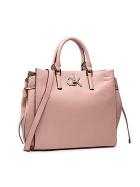 Calvin Klein Calvin Klein Kabelka Tote Md K60K608285 Ružová